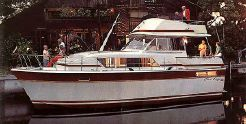 1978 Chris-Craft 410 Commander Yacht