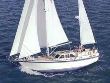 1986 Siltala Nauticat 43