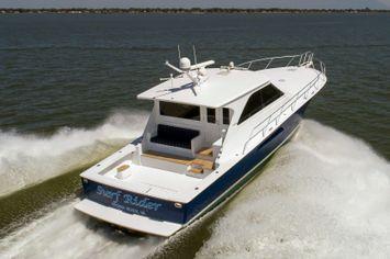 2007 Viking 52 Sport Yacht