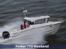 2021 Parker 770 weekend