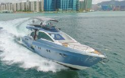 2017 Sessa Marine F68