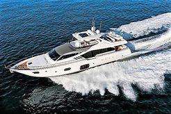 2015 Ferretti Yachts ferretti 870
