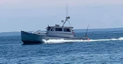 2003 South Shore Downeast Sportfish Cruiser