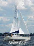1987 Mirage Yachts 29 Masthead Sloop
