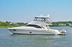 2009 Sea Ray 580 Sedan Bridge
