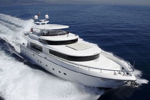 2005 Johnson Motor Yacht - Sistership Photo
