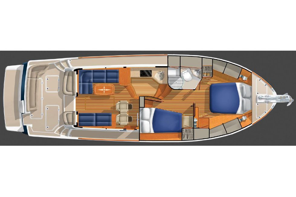 2020 Sabre 42 Salon Express
