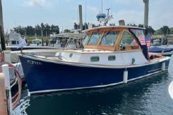 2001 Custom Pemaquid Beach Hardtop Cruiser