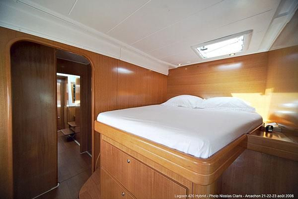 Owner's stateroom-sistership