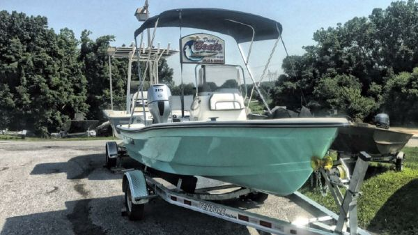 Clearwater 160 Center Console