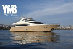 2014 Ses Yachts Custom Motor Yacht