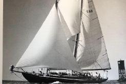 1938 Schooner sailboat
