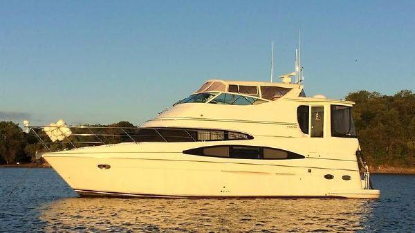 Carver 466 Motor Yacht data