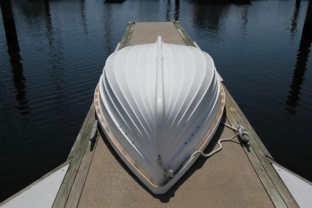 Island Packet 31 Dinghy