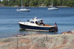 2000 Hinckley Picnic Boat Classic