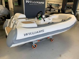 2021 Williams Jet Tenders Turbojet 285
