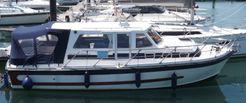 1994 Aquastar Ocean Ranger 33