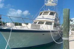 1985 Hatteras Sportfish Convertible