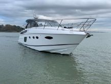 2017 Princess V48 with Seakeeper Gyro
