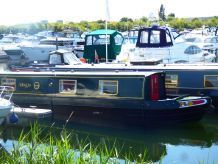 2002 Narrowboat Heritage Boats