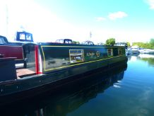 2002 Narrowboat 45' Heritage Boats