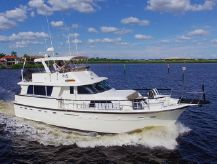 1983 Hatteras 53 Extended Deckhouse Motor Yacht