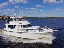 1983 Hatteras 53 Extended Deckhouse Motor Yacht