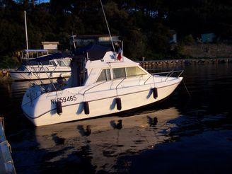 1994 Kirie flashboat 275 farniente