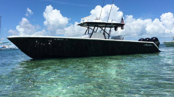 SeaHunter 37 Tournament Abaco's for the summer