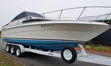 1989 Sea Ray 268 DA