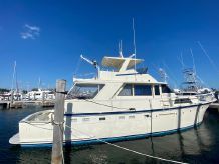 1979 Hatteras 58 Yacht Fisherman