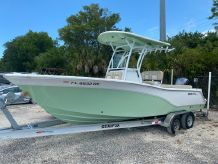 2016 Sea Fox 246 Commander