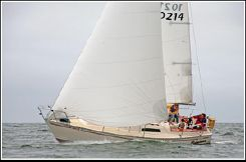 1977 Irwin 30