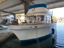 1980 Chb Tri Cabin Motor Yacht