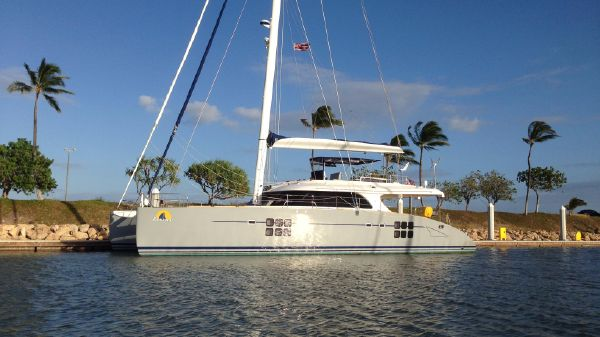 Sunreef Sailing 70