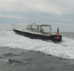 2007 Mjm Yachts 34z Downeast