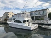 2000 Post 50 Flybridge