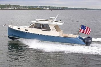 2021 Catalina True North 34 OE