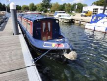 1995 Narrowboat Liverpool Boats Cruiser