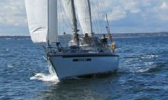 1977 Custom Asmus KG Yachtbau Hanseat Commodore Ketch