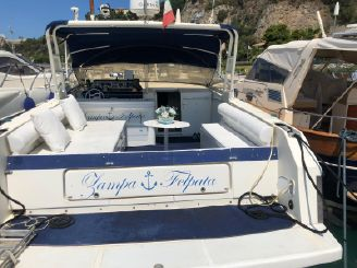 1985 Ferretti Yachts ALTURA 35