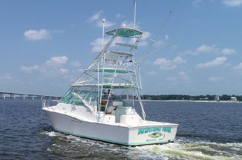 2002 Cabo 35 Express