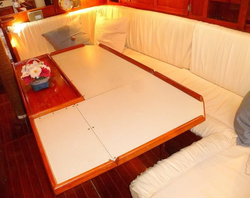 Large Settee Table