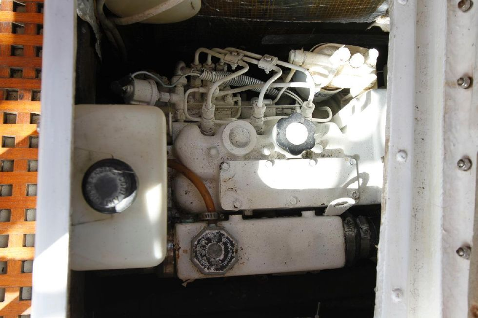 Bayfield 40 Ketch Genset