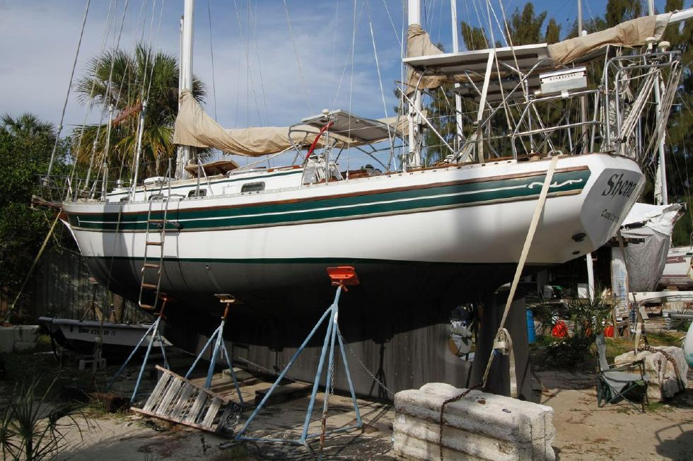 Bayfield 40 Ketch
