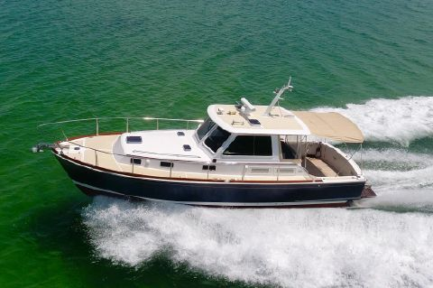 2002 Grand Banks Eastbay 38 HX
