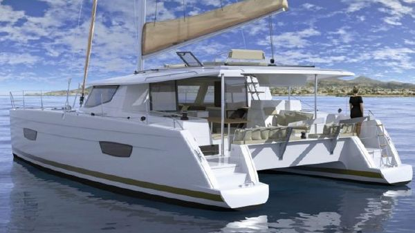 Fountaine Pajot Helia 44 Evolution Manufacturer Provided Image: Fountaine Pajot Helia 44 Evolution