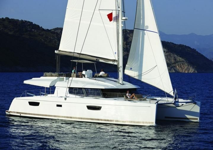 Manufacturer Provided Image: Fountaine Pajot Ipanema 58 Sailing