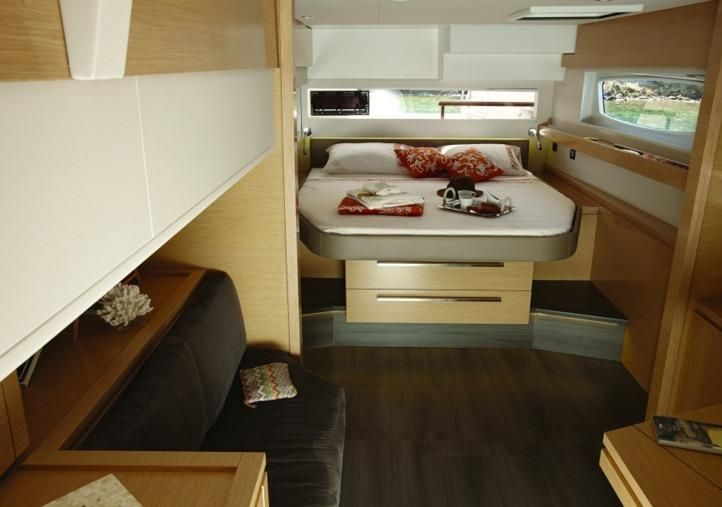 Manufacturer Provided Image: Fountaine Pajot Ipanema 58 Cabin