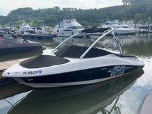 2008 Sea Ray 210 Select Fission